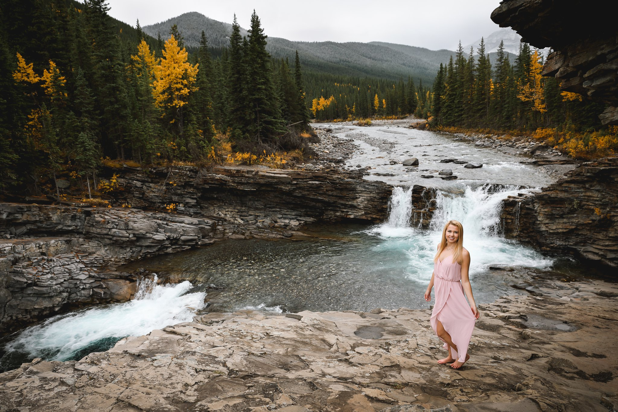 AshleyDaphnePhotography Calgary Photographer Wedding Family Senior Portraits Rocky Mountains Sheep River Falls Autumn Fall_0032.jpg
