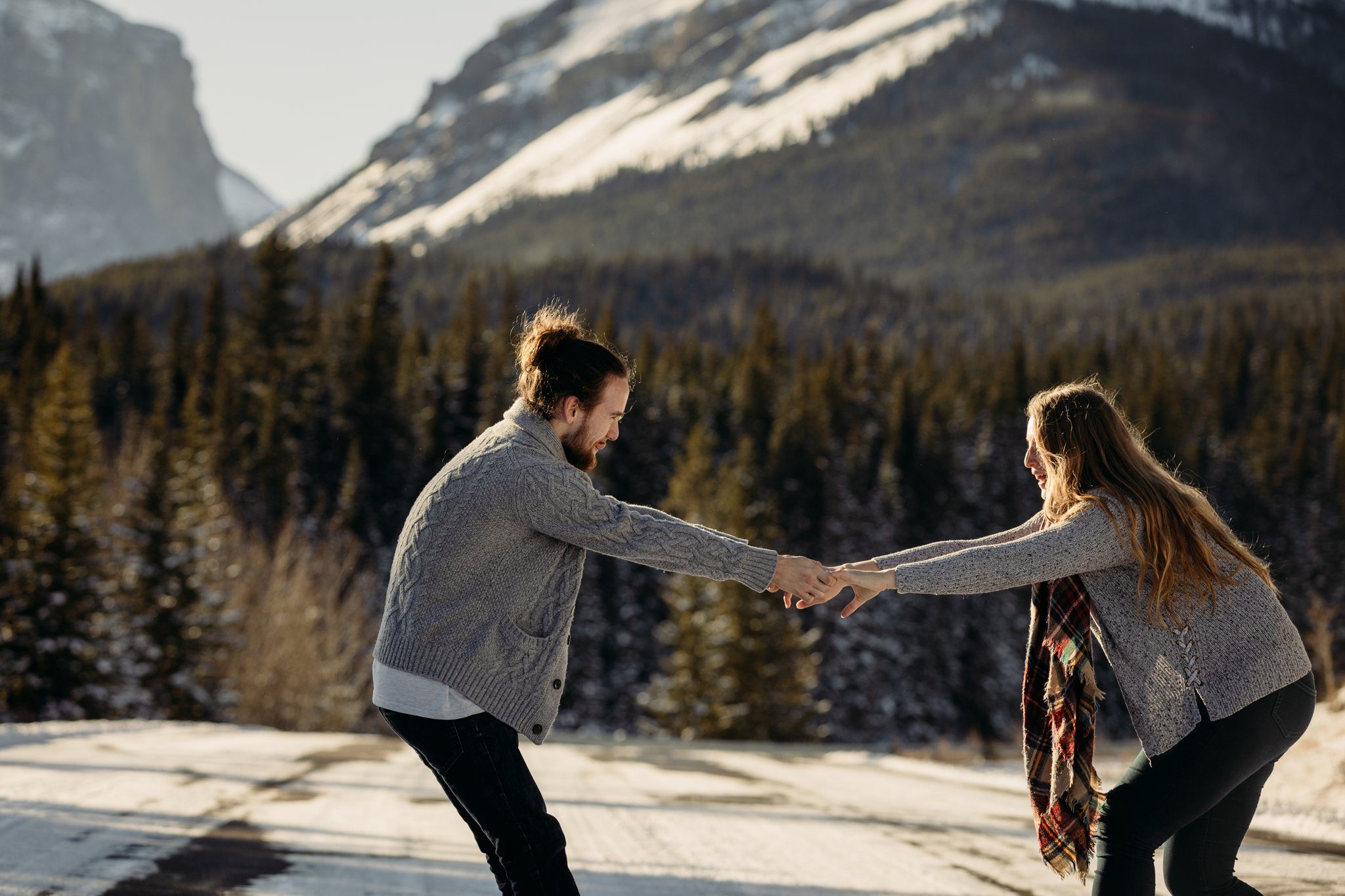 AshleyDaphnePhotography Calgary Photographer Wedding Engagement Sheep River Provincial Park Photos Kananskis Rocky Mountain Canmore Photographer_0019.jpg