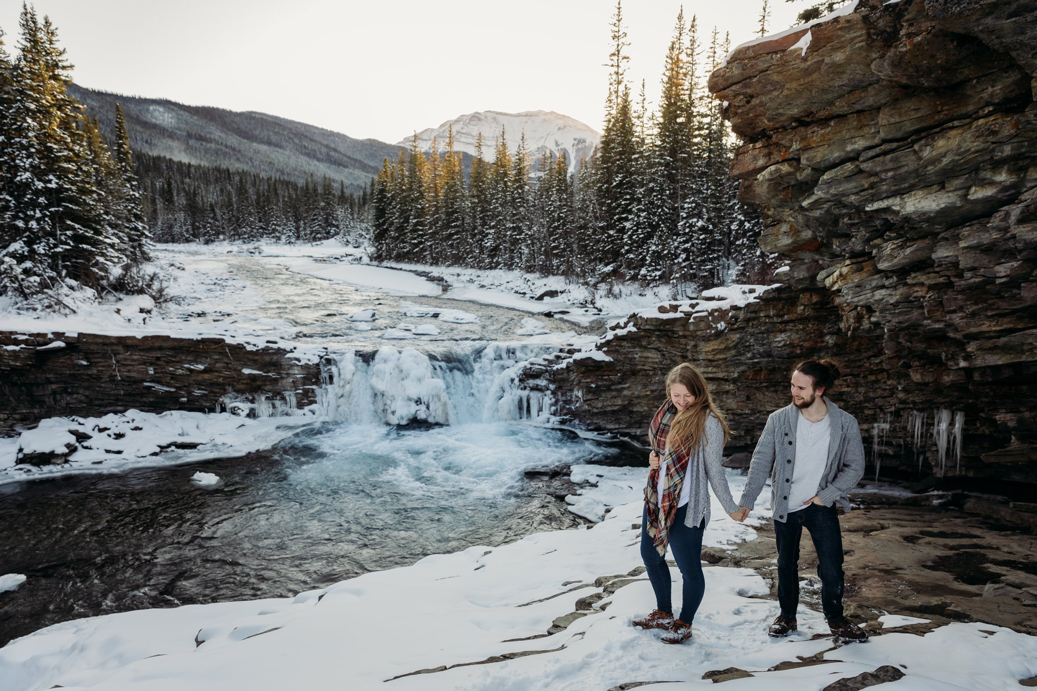 AshleyDaphnePhotography Calgary Photographer Wedding Engagement Sheep River Provincial Park Photos Kananskis Rocky Mountain Canmore Photographer_0055.jpg