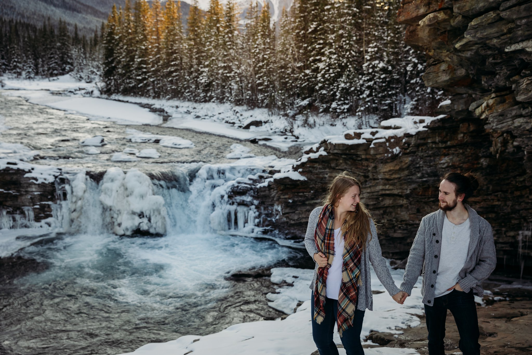 AshleyDaphnePhotography Calgary Photographer Wedding Engagement Sheep River Provincial Park Photos Kananskis Rocky Mountain Canmore Photographer_0056.jpg