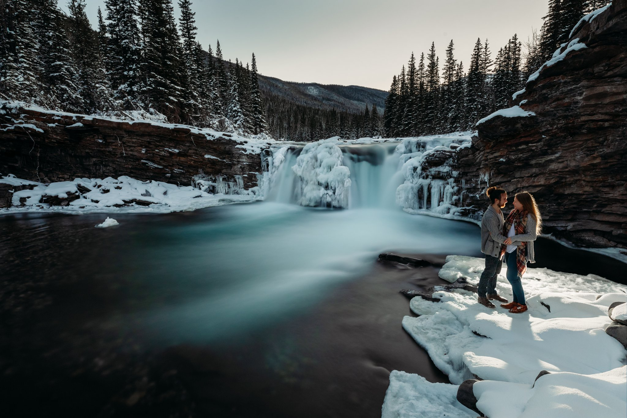 AshleyDaphnePhotography Calgary Photographer Wedding Engagement Sheep River Provincial Park Photos Kananskis Rocky Mountain Canmore Photographer_0082.jpg