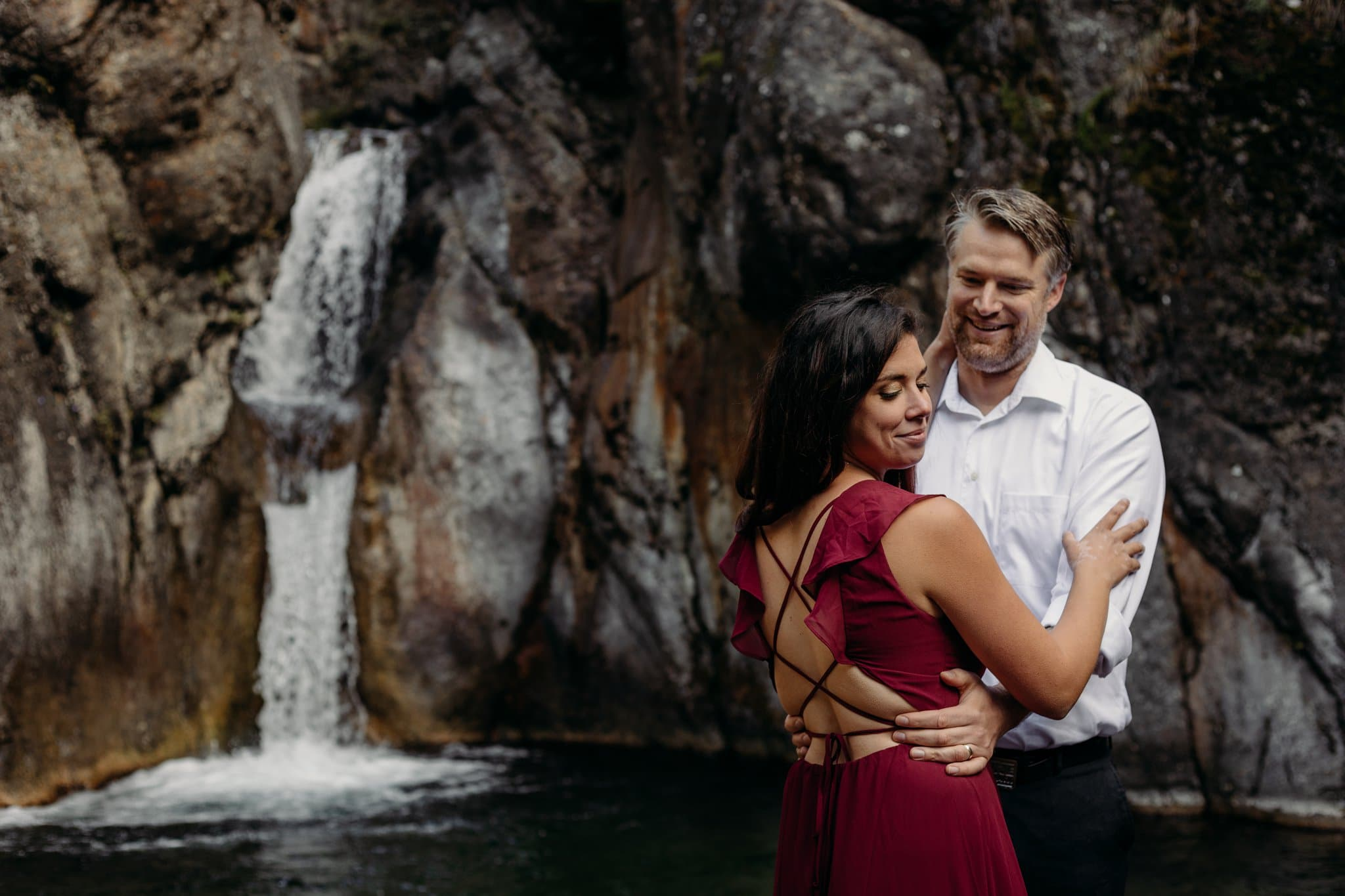 AshleyDaphnePhotography Calgary Photographer Wedding Engagement Couple Rocky Mountains Barrier Lake_0025.jpg