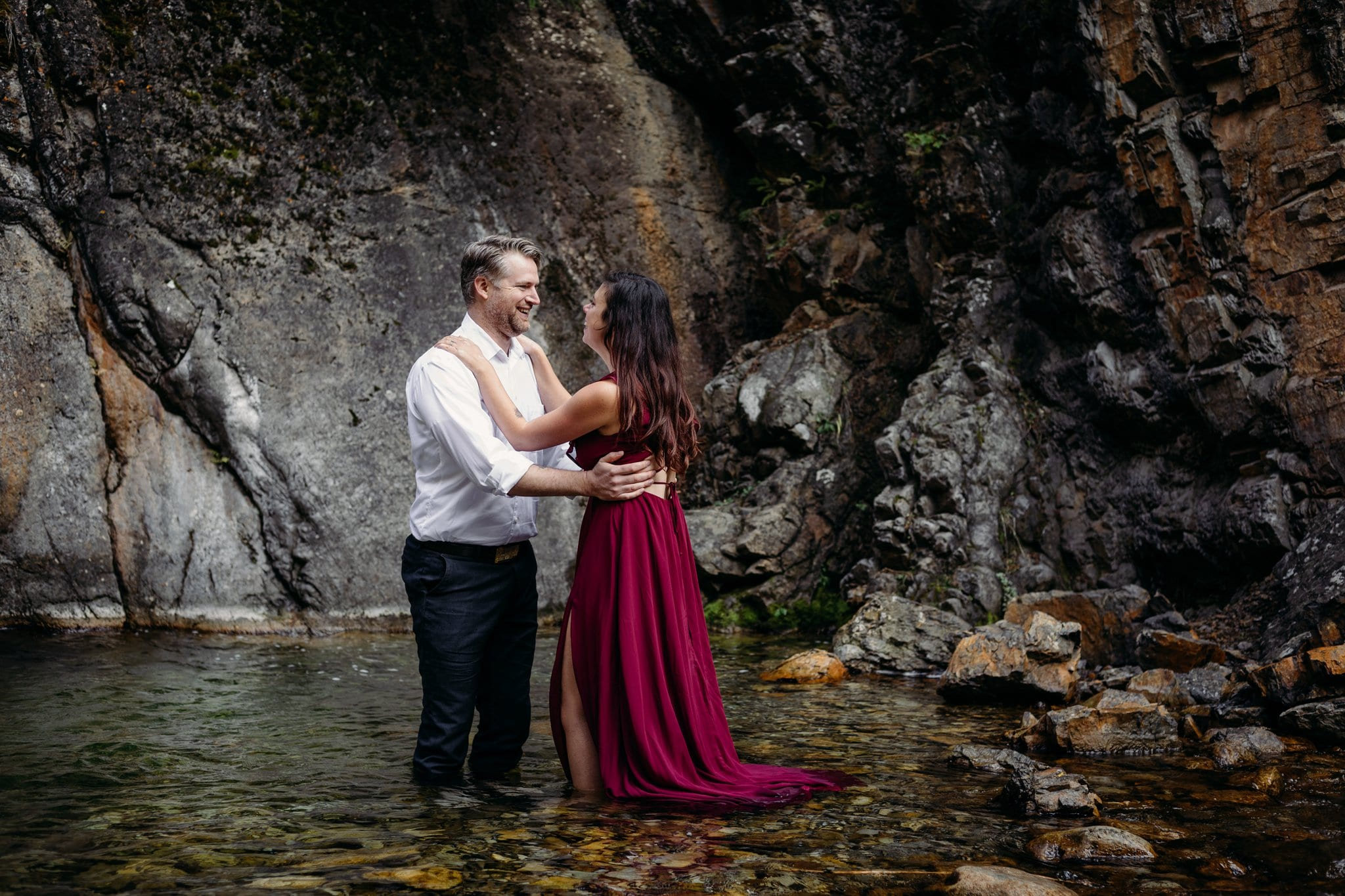 AshleyDaphnePhotography Calgary Photographer Wedding Engagement Couple Rocky Mountains Barrier Lake_0036.jpg