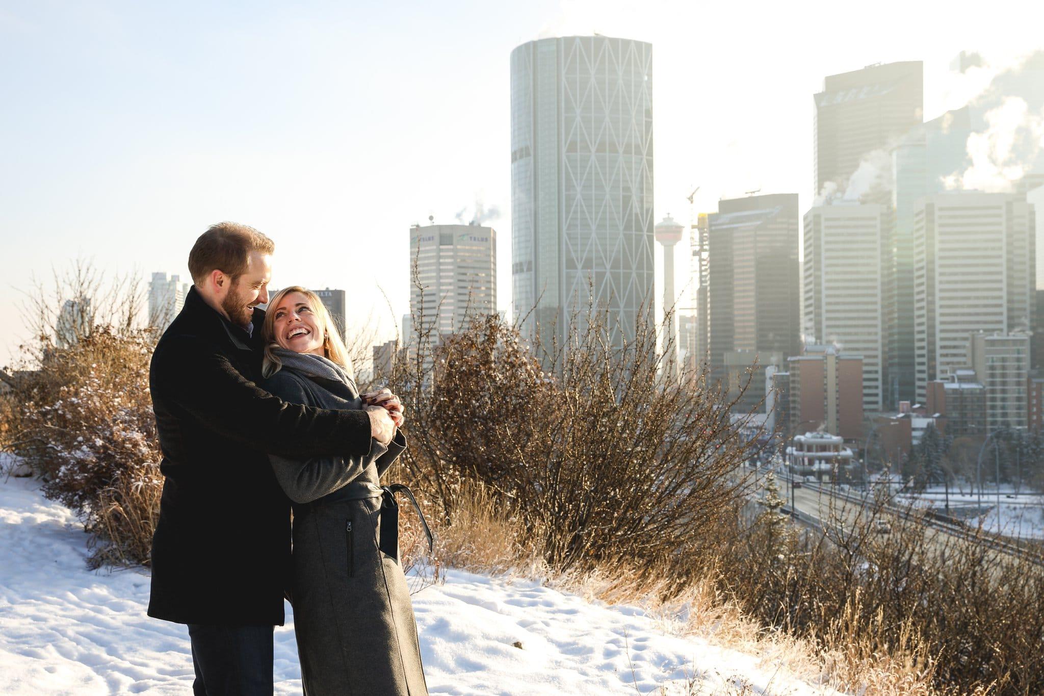 Ashley Daphne Photography Calgary Couple Wedding Photographer Engagement Photos Proposal Photos_0019.jpg