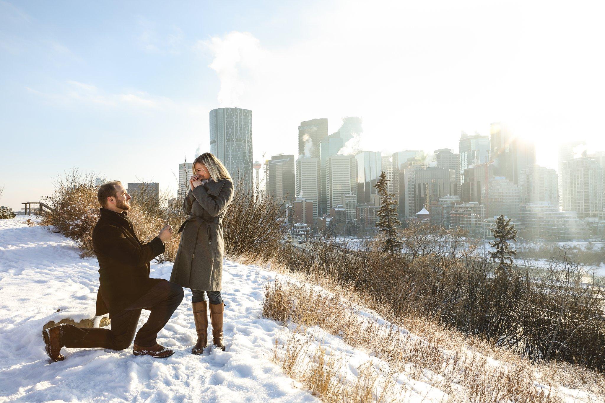 Ashley Daphne Photography Calgary Couple Wedding Photographer Engagement Photos Proposal Photos_0024.jpg