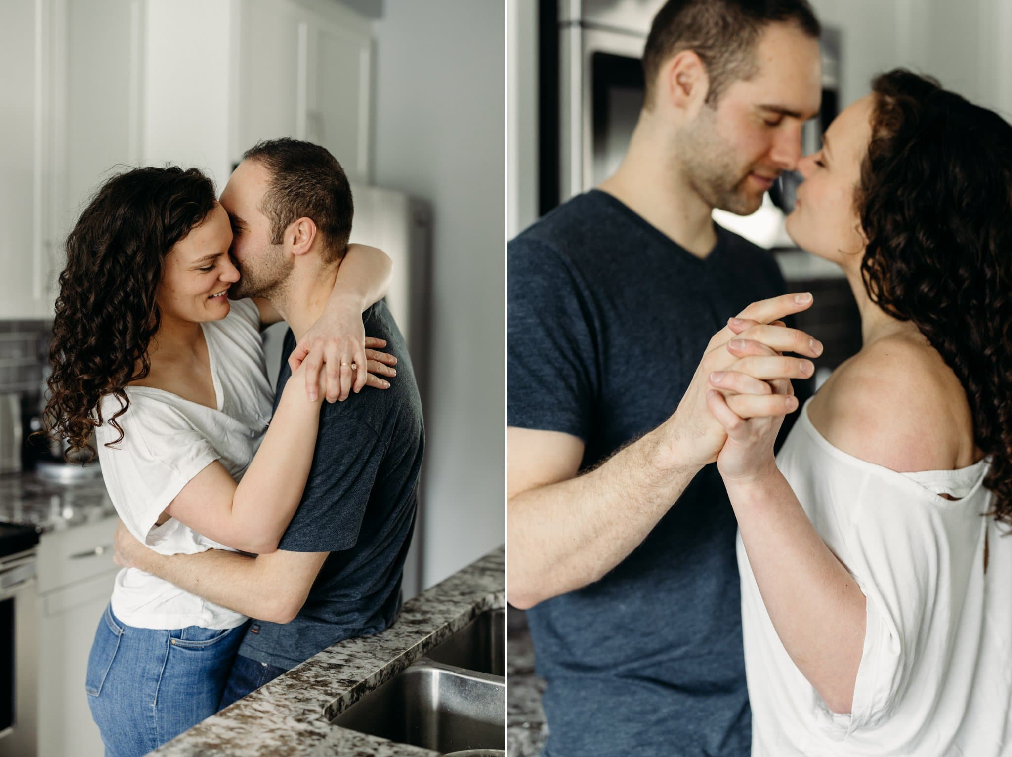 Ashley Daphne Photography Calgary Couple Wedding Photographer In Home Lifestyle Photography Session Engagement Photos_0008.jpg