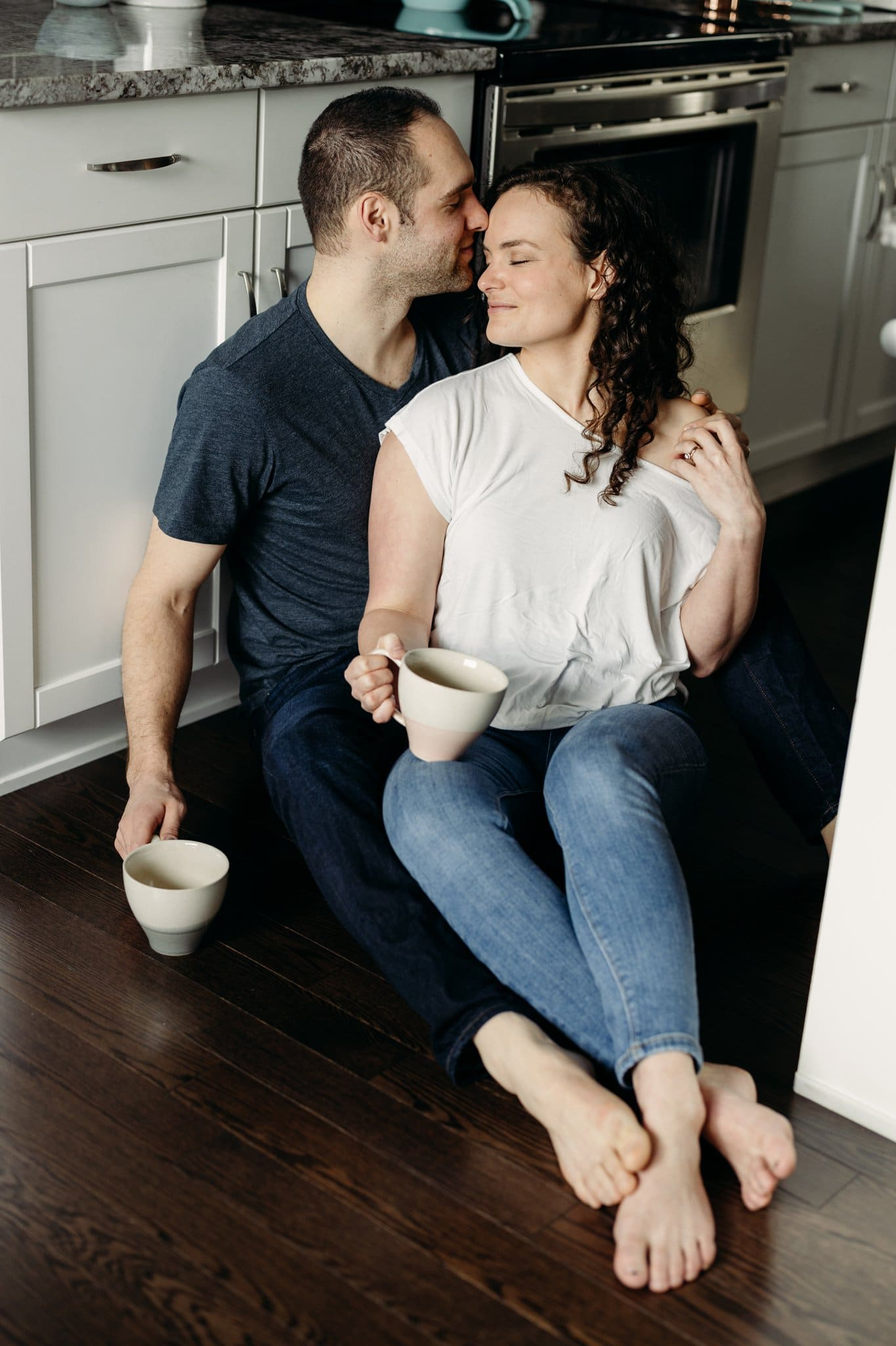 Ashley Daphne Photography Calgary Couple Wedding Photographer In Home Lifestyle Photography Session Engagement Photos_0063.jpg