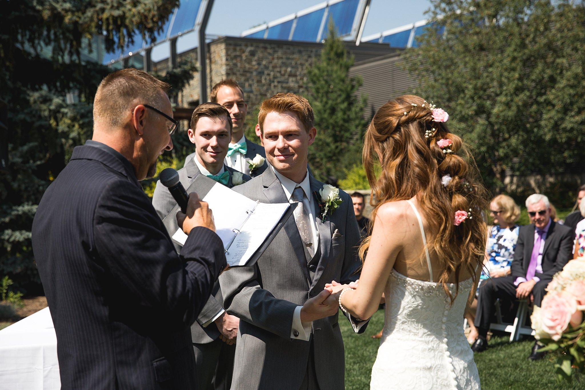 Ashley Daphne Photography Calgary Wedding Couple Family Photographer Calgary Zoo Summer Wedding Outdoor Ceremony_0075.jpg