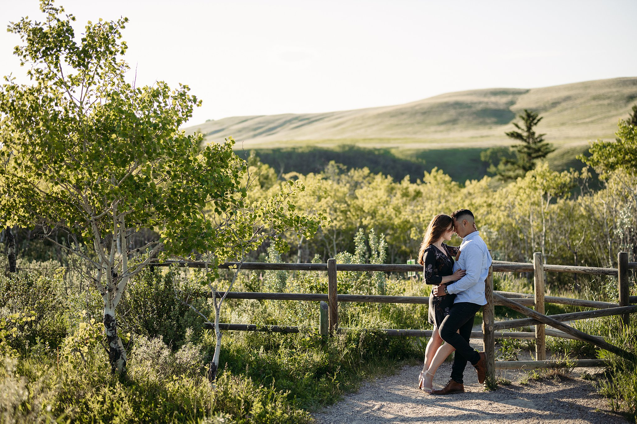 Ashley Daphne Photography Calgary Wedding Couple Family Photographer YYC Engagement Photographer Glenbow Ranch Provincial Park Engagement Photos Couple Photography_0029.jpg
