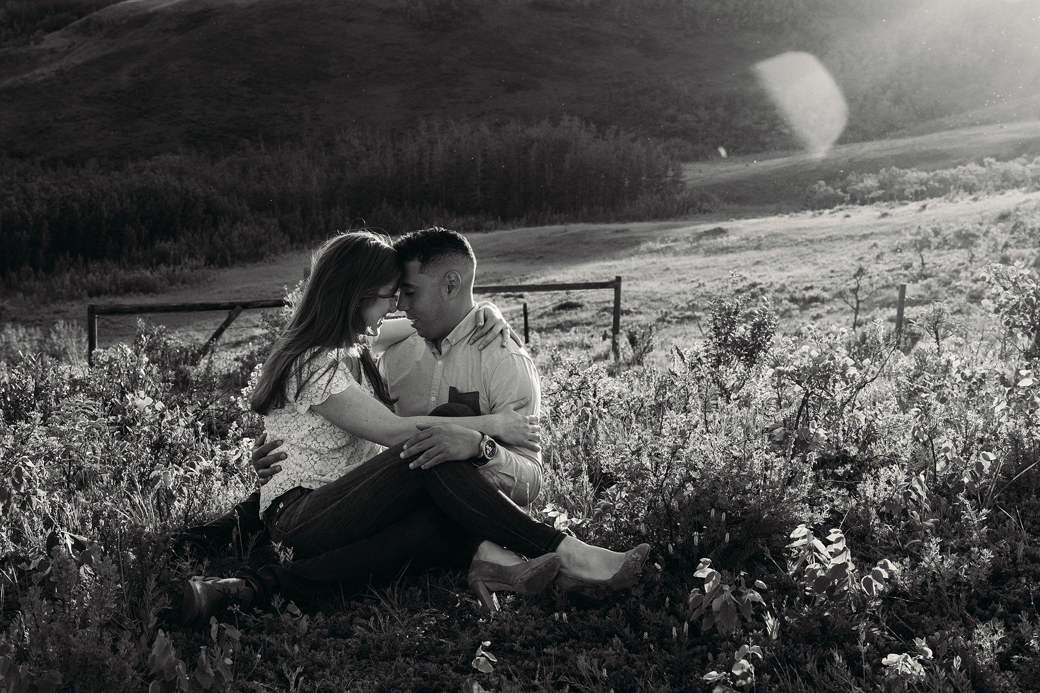 Ashley Daphne Photography Calgary Wedding Couple Family Photographer YYC Engagement Photographer Glenbow Ranch Provincial Park Engagement Photos Couple Photography_0049.jpg