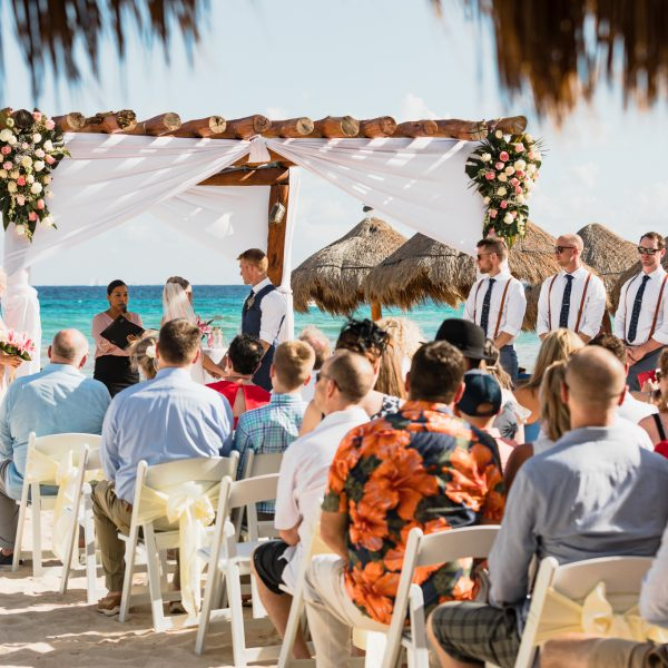 Mexico destination wedding photography